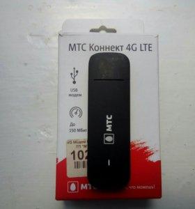 Мадем мтс 4G LTE