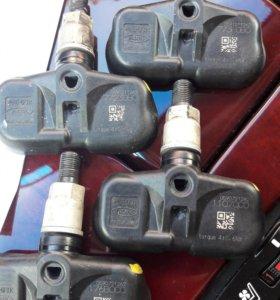 Датчики давления воздуха в шинах