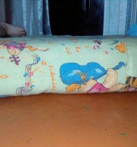 Матрас детский,в кроватку.
