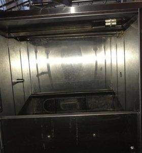 Печь-гриль