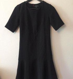 маленькое чёрное платье Selected
