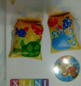 Нарукавники детские для купания 3-6 лет