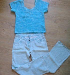 Блуза+брюки