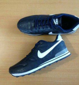 Nike синие кроссовки Новые
