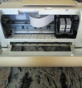 Принтер. Рабочий