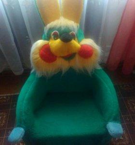 Кресло-зайчик