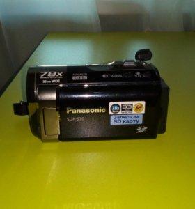 Видео-камера Panasonic SDR-S70