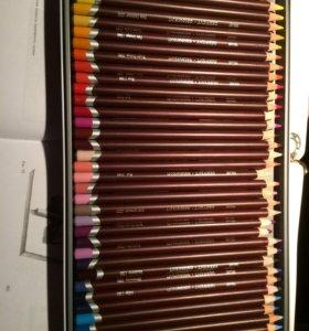 Английские карандаши