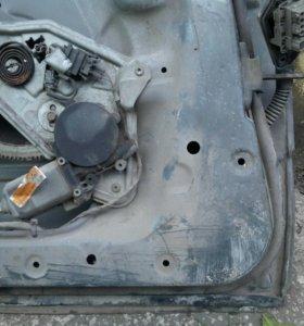дверь задняя BMW E34