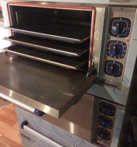 Духовой шкаф для профессиональной выпечки