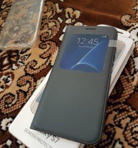 Samsung galaxy S7 чехол орегинал