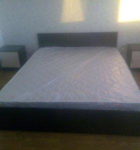 Кровать 160х200 новая с матрасом