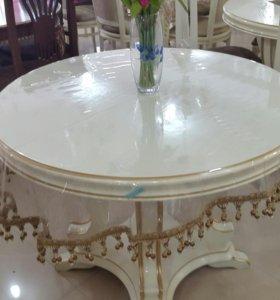 Скатерть на фактурные красивые столы