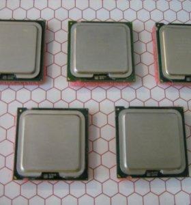 Зоопарк процессоров Intel,  5 зверьков