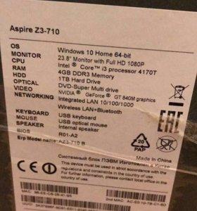 моноблок Acer Aspire Z3-710