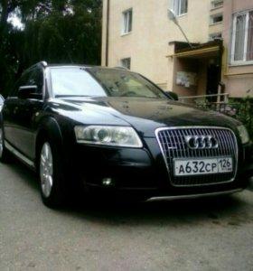 Audi a6 allroad quattro 2006г 280 л.с.