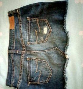 Юбка джинсовая Colin's