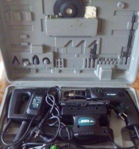 Набор (новый) электроинструментов