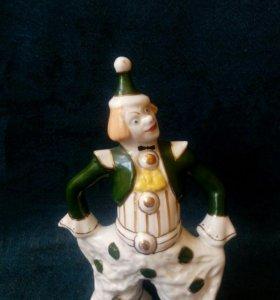 Статуэтка «Клоун».ГИКИ (ЛЗФИ)