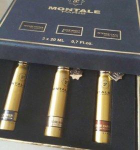 Подарочные наборы montale 3*20 мл