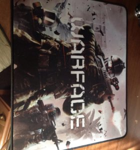 Игровой ковёр Qcyber CrossFire WarFace в отличном