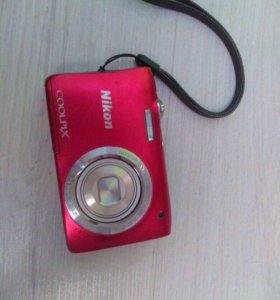 Камера Nikon Coolpix S2900