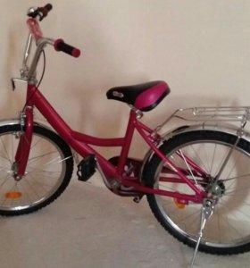 Велосипед 20-колеса, состояние нового
