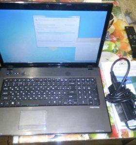 Ноутбук acer aspire 7551