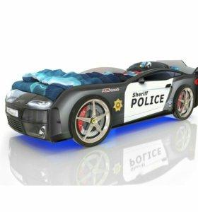 Кровать машина Молния!!!!☺