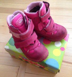 Ботинки зимние , 23 размер