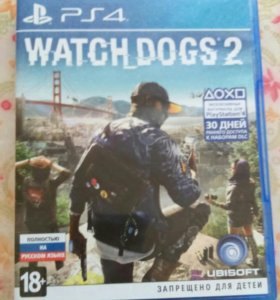 Watch_Dogs 2 (на Ps4)