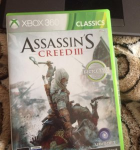 Диск assassin's creed 3