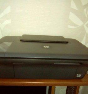 3 в 1: принтер, сканер, капир.МФУ