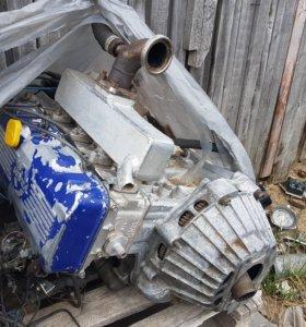 Двигатель УЗАМ 60 л. с.