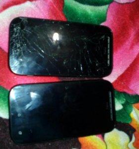 Продаю телефоны HTC и микромакс