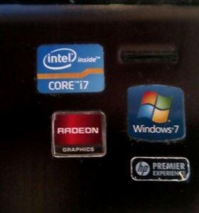 Ноутбук HP Pavilion dv6 6c54er
