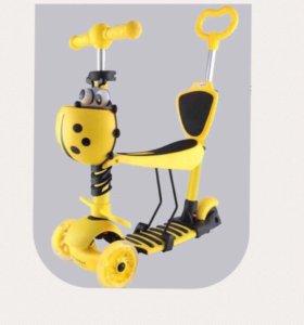 Самокат скутер детский