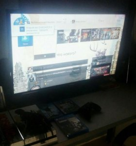 Playstation 4 500Gb + 14 Игр