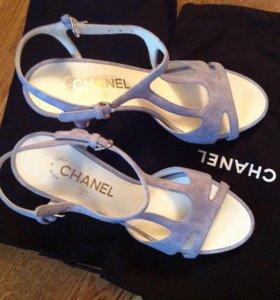 Босоножки Chanel