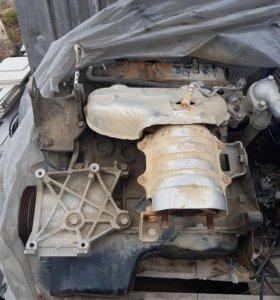 Двигатель на Lancer 9 4G18 1.6 л