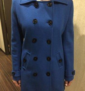 Новое Шерстяное пальто sinequanone