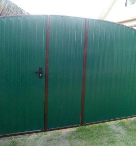 Ворота, заборы, металлоизделия