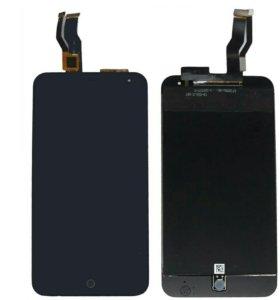 Дисплей Meizu M1 mini в сборе с тачскрином