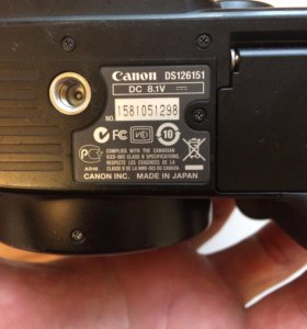 Canon EOS 400Dbody