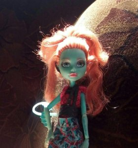 "Кукла Monster High ""Lorna McNessie"""