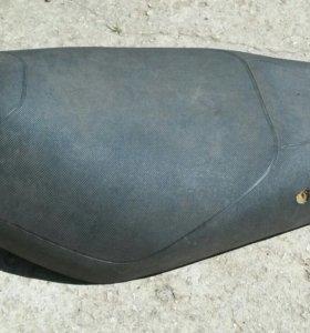 Stels Vortex 50-150 сидения