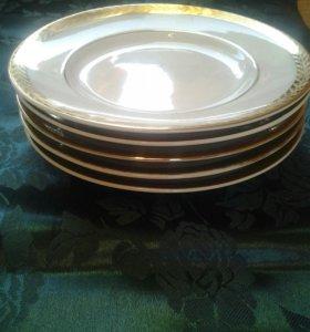 Тарелки фарфоровые ЛФЗ