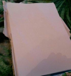 Бумага Снегурочка