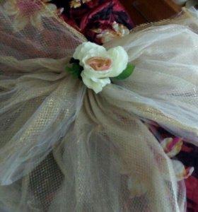 Свадебные аксессуары. Украшения для свадебных авто