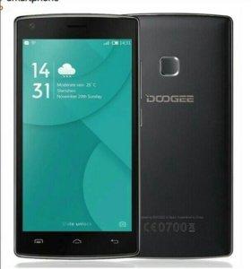 Doogee x5 max pro. Почти новый. Аккумулятор 4000